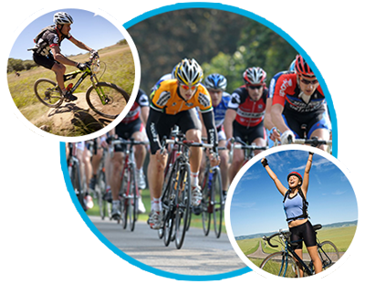 Cycling event management made easy